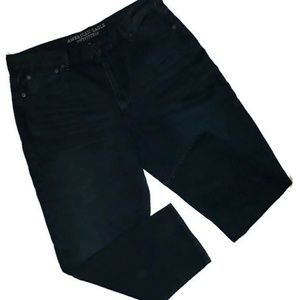 American Eagle vintage high rise cropped jeans NWT